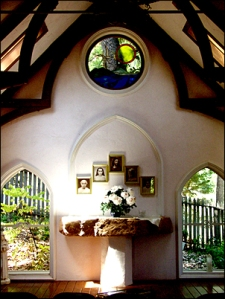 Enter the Chapel, and feel the Peace
