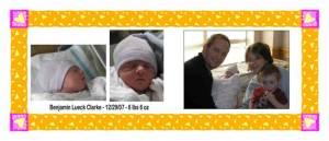 Josh & Em's new baby